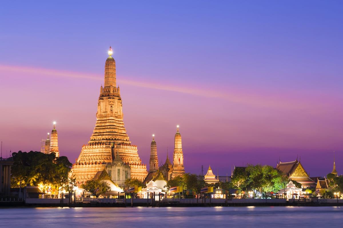 Thái Lan 航空券
