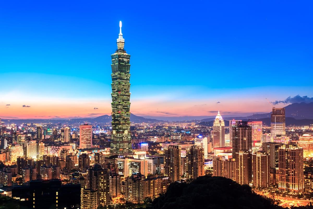 Đài Loan 航空券